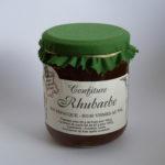 1er Prix  Rhubarbe aux figues