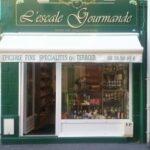 """boutique Mers-les-bains """"L'escale gourmande"""""""
